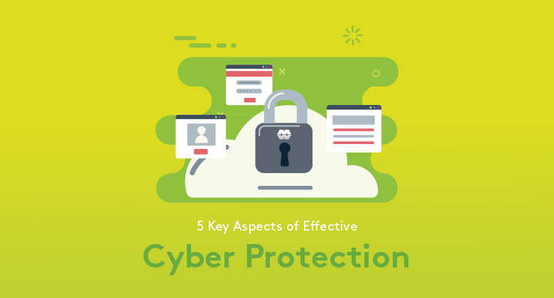 5 Key Aspects of Effective Cyber Protection