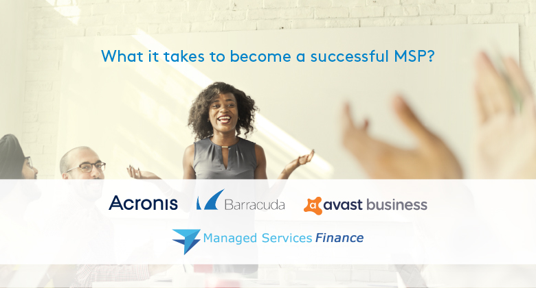 Steps to help you get started on becoming a successful MSP