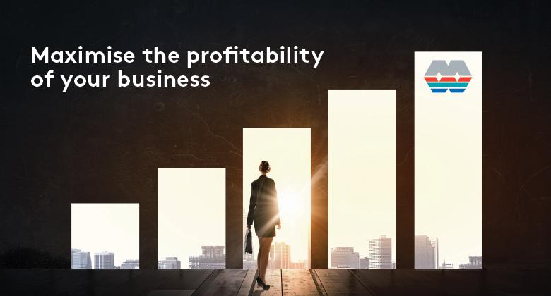 Maximise profitability