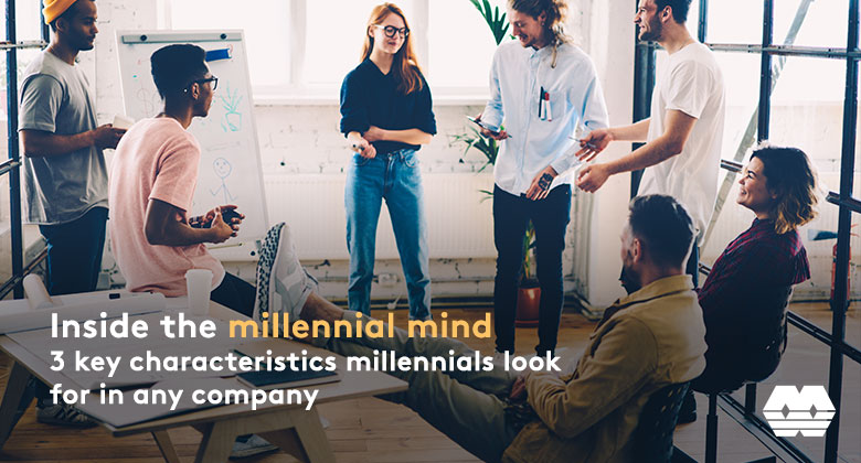 Inside the millennial mind
