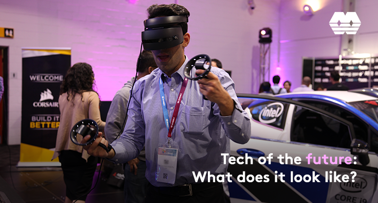 Tech of the future: What does it look like?