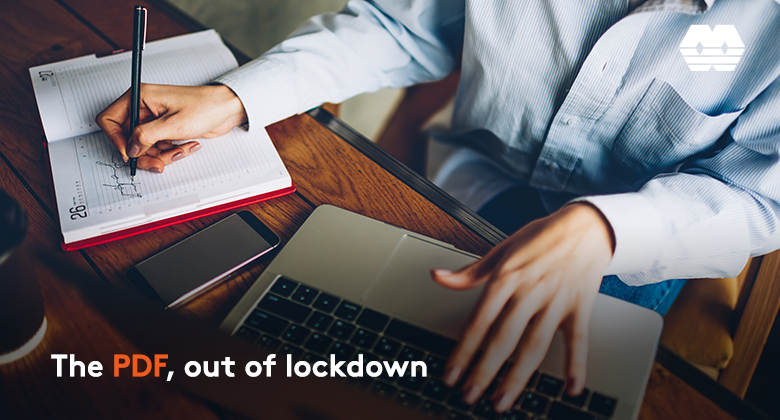 THE PDF, OUT OF LOCKDOWN