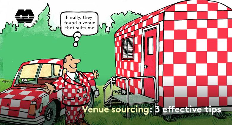 Synnex Australia blog on Venue Sourcing